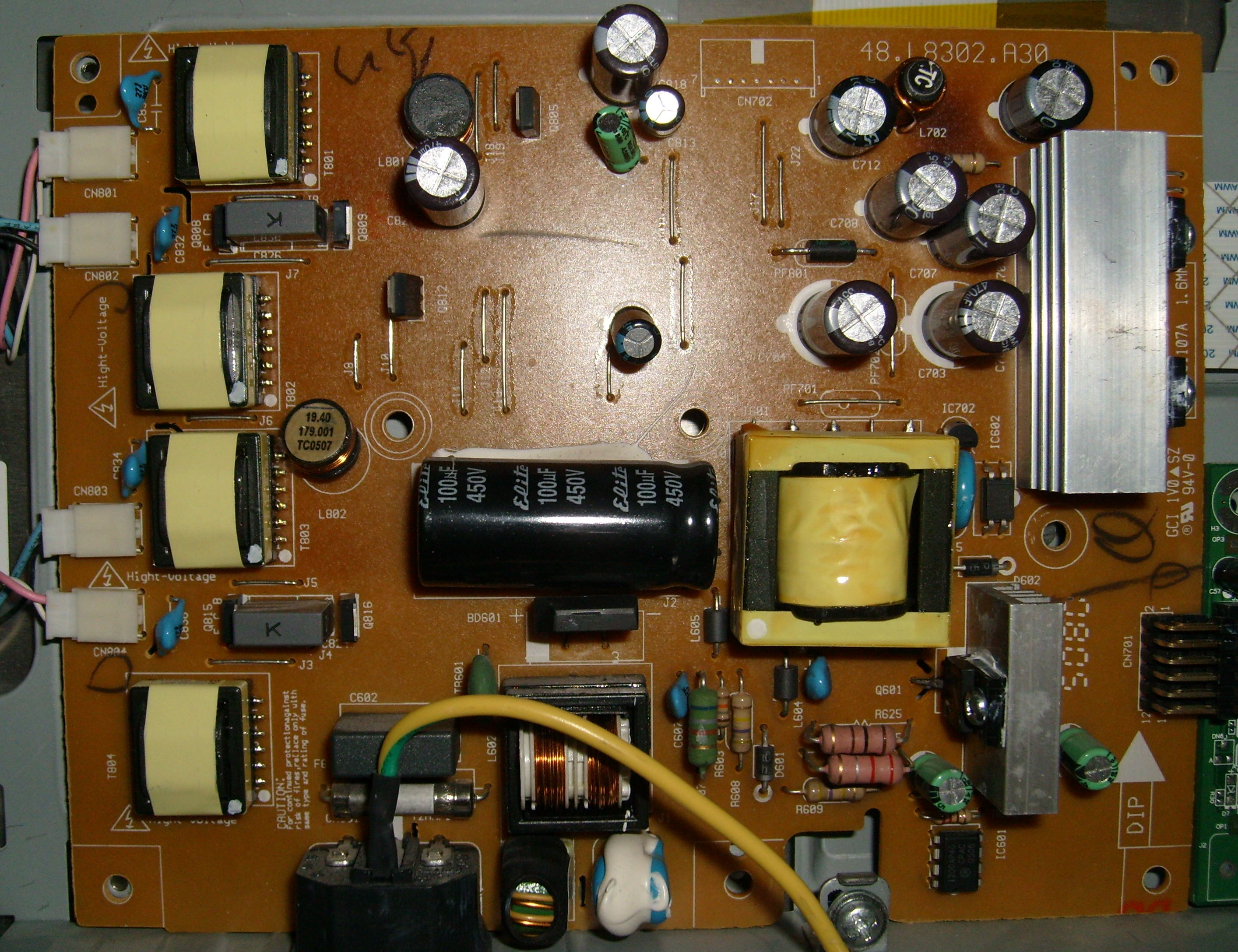 Power Whats This White Stuff On My Board Electrical Engineering Objectives Of Circuit Printing The Primary Objective 3 Answers